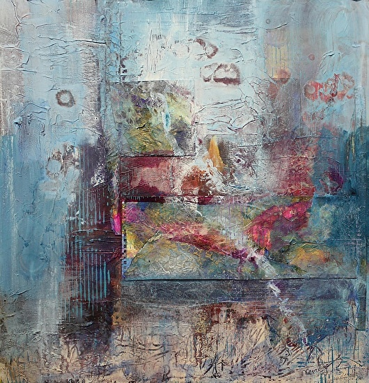 Mixed Media Artists International: Mixed Media Abstract ...