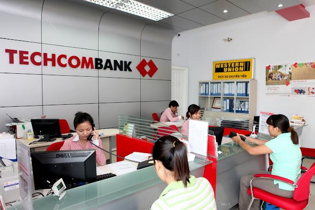 Chi nhánh Techcombank - Ciputra Hà Nội