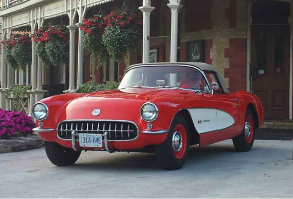1959 Chevrolet Corvette Review