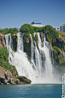Водопад, Турция, Анталья, Antalya, Turkey, Water, Fall, Türkiye, Waterfall, Photo, Summer, spray, Парк, Park, Selalesi,