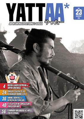 Yatta* 23. Sayı (Şubat-Mart) - Seven Samurai