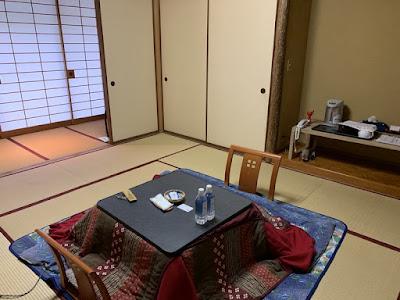 桜田温泉 新館客室