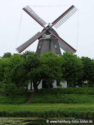 Mühle Johanna mit Teich