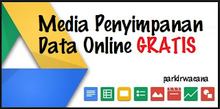 Media Penyimpanan Data Online Gratis