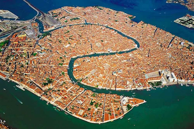 Passeios marítimos em Veneza