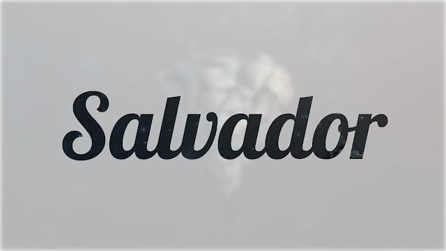 Significado Nombre SALVADOR