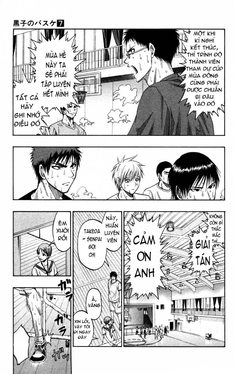 Kuroko No Basket chap 058 trang 7