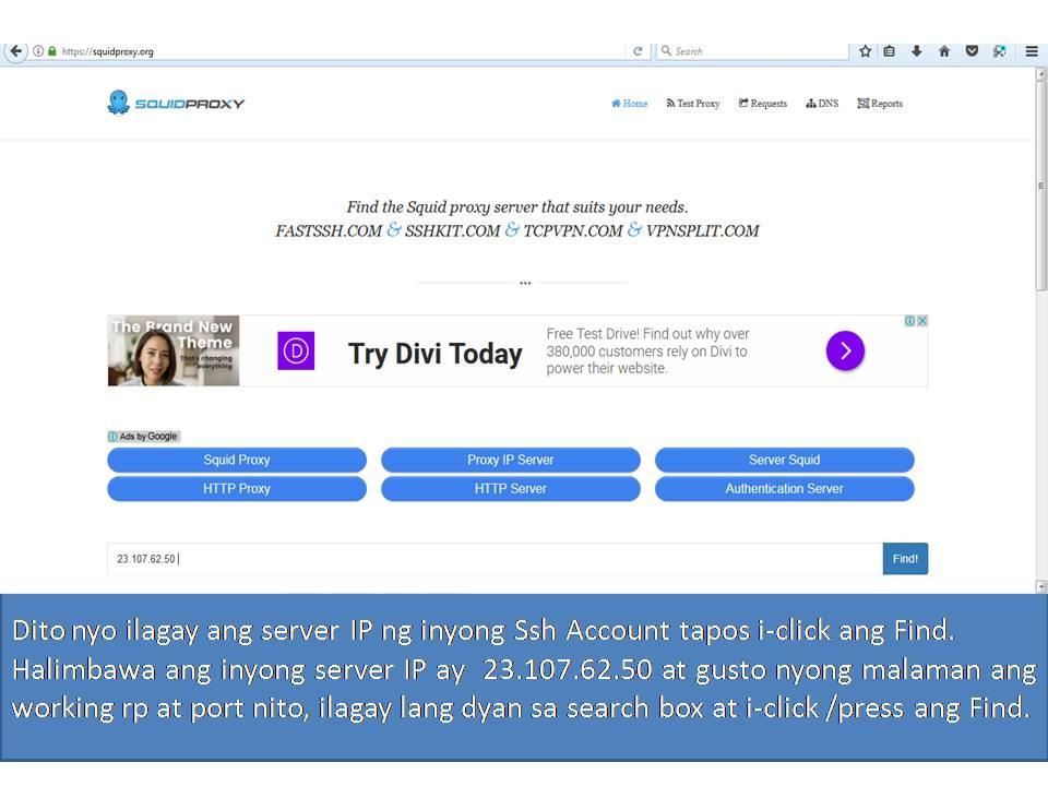 Ang Internet ni Paoloaztig: Remote Proxies Para sa mga