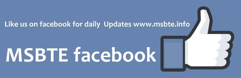 msbte facebook
