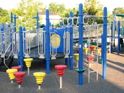 West Dennis Graded School Playground
