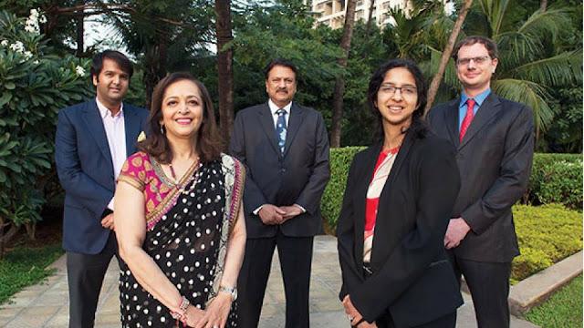 Swati Piramal Family