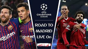 اون لاين مشاهدة مباراة برشلونة وليفربول بث مباشر دوري ابطال اوروبا نصف نهائي 01-05-2019 اليوم بدون تقطيع
