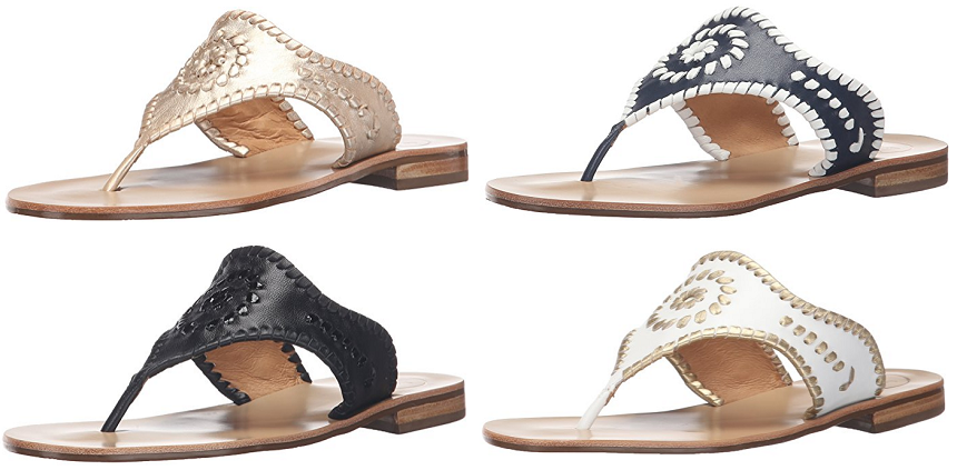 Jack Rogers Blair Sandals for as low as $60 (reg $138)