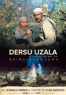 Dersu Uzala - A Águia da Estepe - Dersu Uzala (1975) de Akira Kurosawa