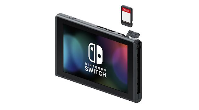 Nintendo công bố chi tiết cấu hình của máy chơi game Nintendo Switch, phát hành nhiều game mới