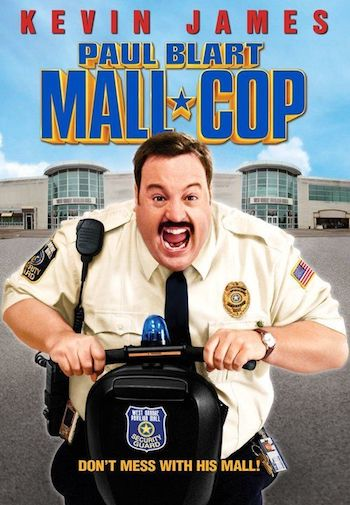 Paul Blart Mall Cop 2009 Dual Audio Hindi Full Movie Download