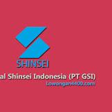 Lowongan Kerja Terbaru PT. Global Shinsei Indonesia (PT GSI)