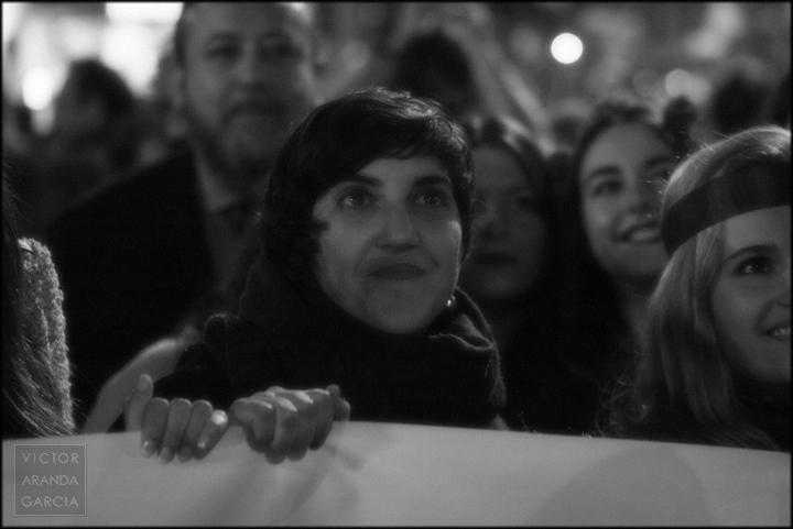 8M,Murcia,retrato,manifestación,feminista