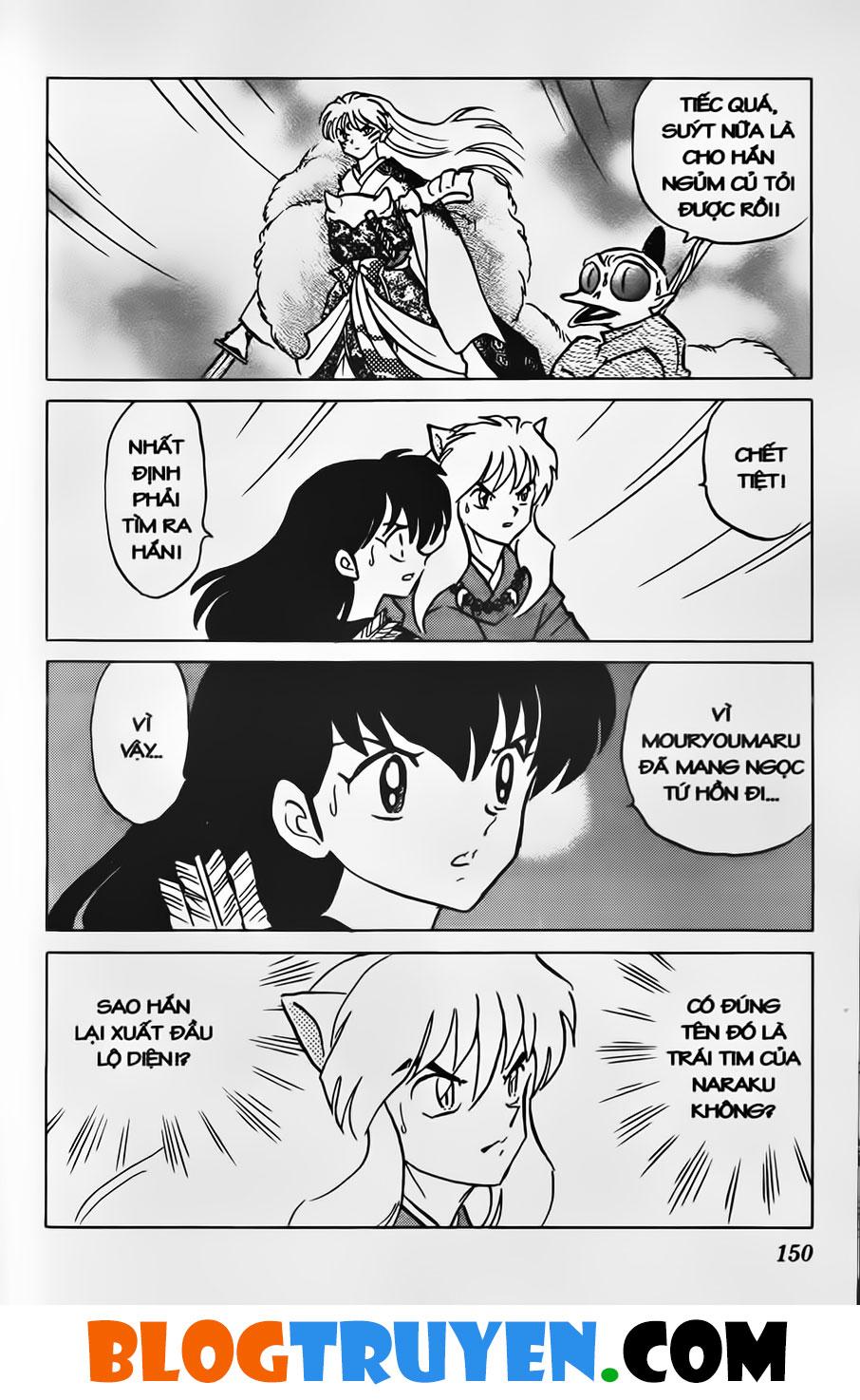 Inuyasha vol 37.8 trang 19
