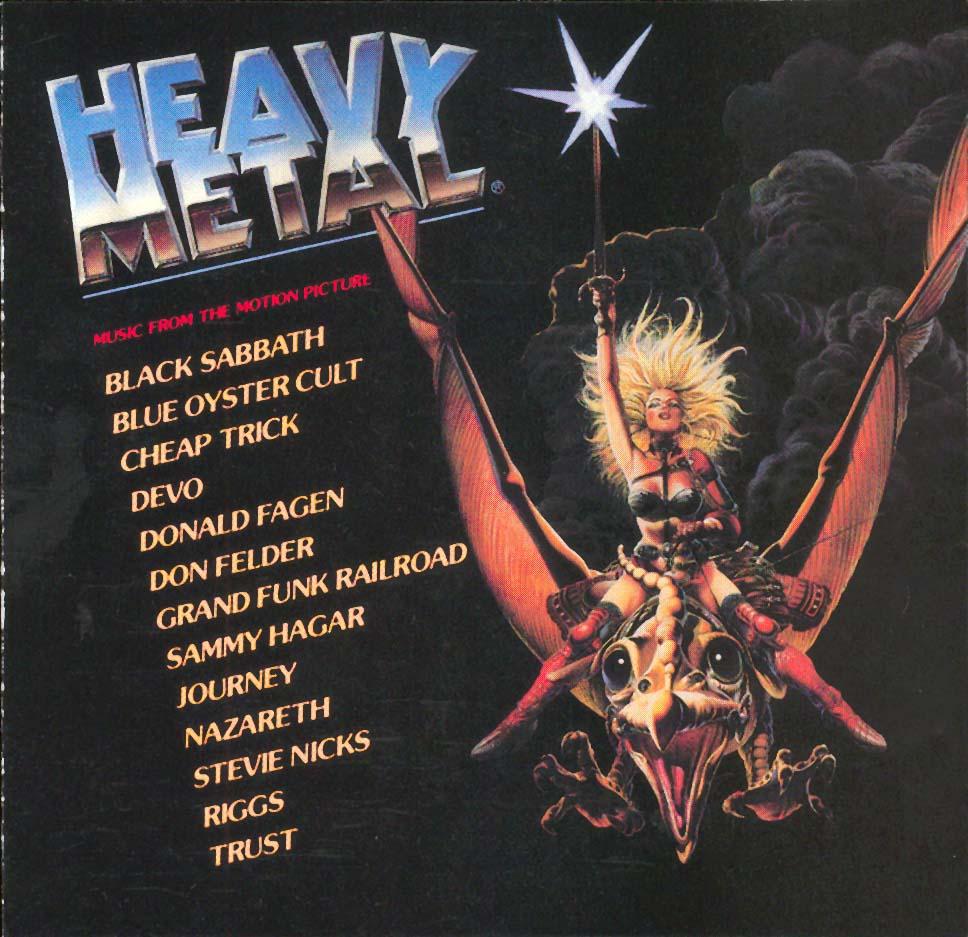 Heavy Metal Heavy Metal