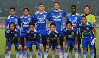Tanpa Essien, 16 Pemain Persib Berangkat ke Purwokerto