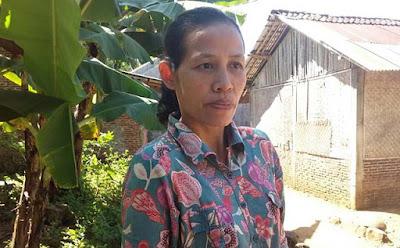Rumah Berdinding Bambu Itu Akan Disentuh TMMD