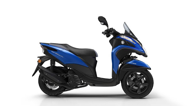 Yamaha Tricity 155 Cyber Blue