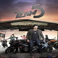 Team 5 Songs Download, Team 5 Mp3 Songs, Team 5 Audio Songs Download, Sreesanth Team 5 Songs Download, Team 5 2017 Telugu movie Songs, Team 5 2017 audio CD rips