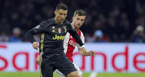 video cuplikan gol ajax vs juventus 1-1