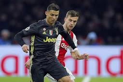 Video Cuplikan Gol Ajax vs Juventus 1-1
