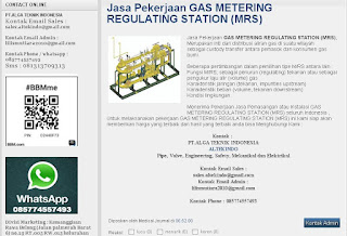 Jasa Hydrotest Di Surabaya Pt Alga Teknik Indonesia