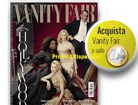 Logo Vanity Fair: acquistalo da venerdì a solo 1€