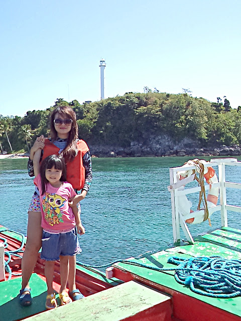 Lighthouse, Malapascua Island