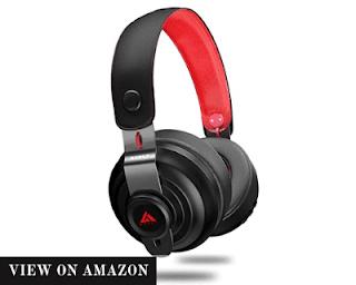 wireless headphones with mic under 2000