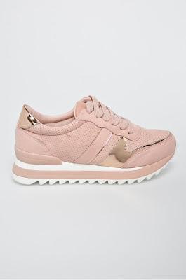 Answear - Pantofi Super Women roz de femei moderni