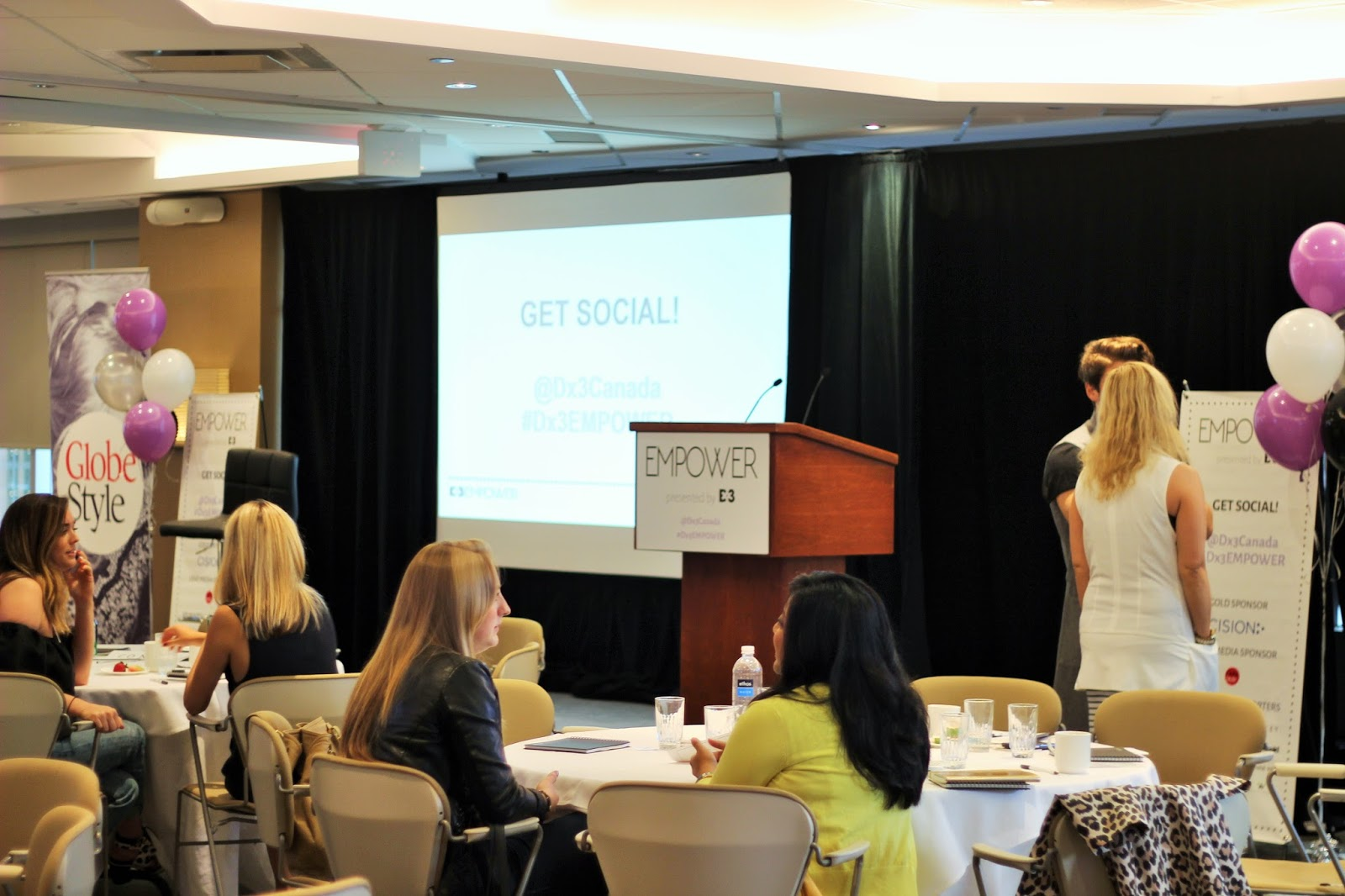 DX3 EMPOWER 2015 by DX3 Canada | THE INSIDE STORY: WHEN BLOGGERS/INFLUENCERS AND BRANDS MEET
