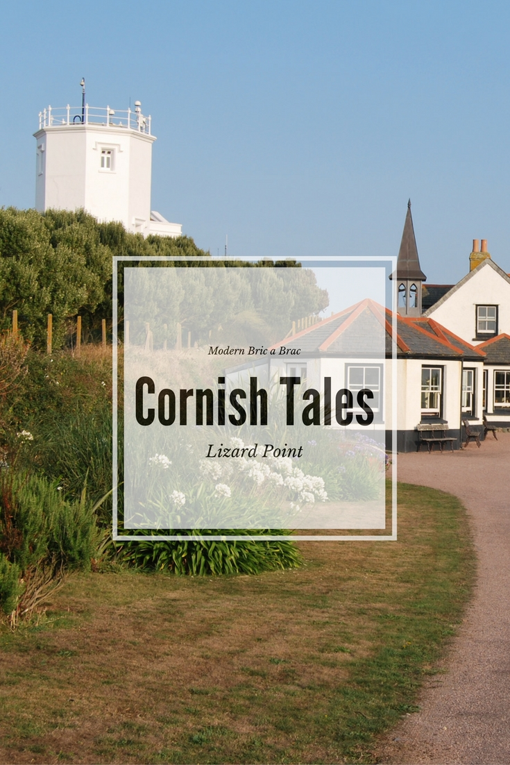 Cornish Tales, staying at YHA Lizard, photo by modern bric a brac