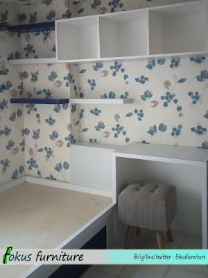 furniture minimalis apartemen pancoran
