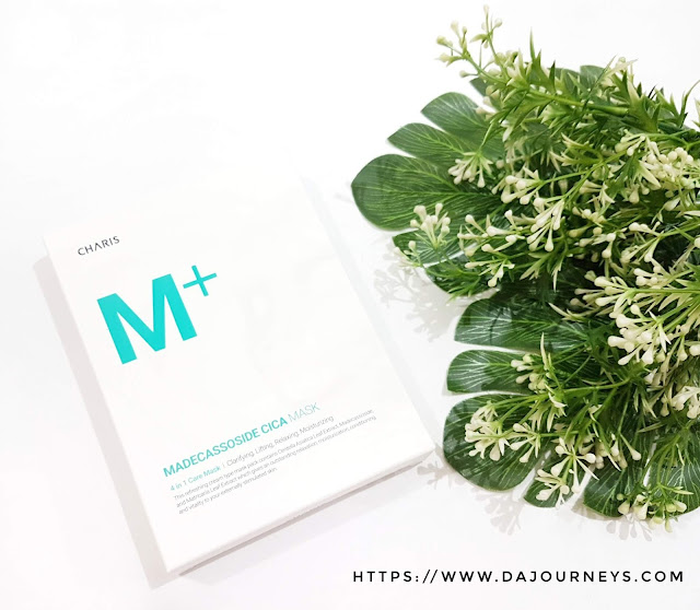 [Review] Charis M+ Madecassoside Cica Mask