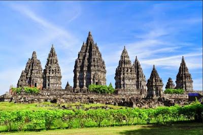 Cerita Legenda dan Sejarah Asal Mula Pendirian Candi Prambanan Peninggalan Dinasti Sanjaya dari Kerajaan Mataram Kuno