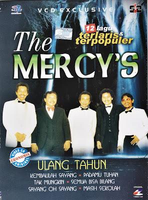 Full Album The Mercy's 12 Terlaris dan Terpopuler