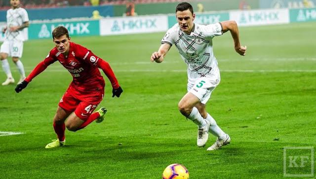 «Рубин» прервал серию без побед из 8 матчей в РПЛ, обыграв «Оренбург»
