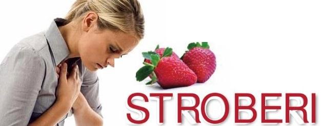 Manfaat dan Khasiat Strobery Menurunkan Risiko Penyakit Jantung, Benarkah atau MALAH SEBALIKNYA?...