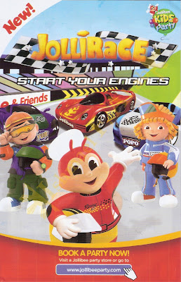 JolliRace Party Theme