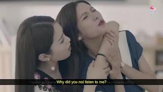 Sinopsis I Cannot Hug You Episode 5