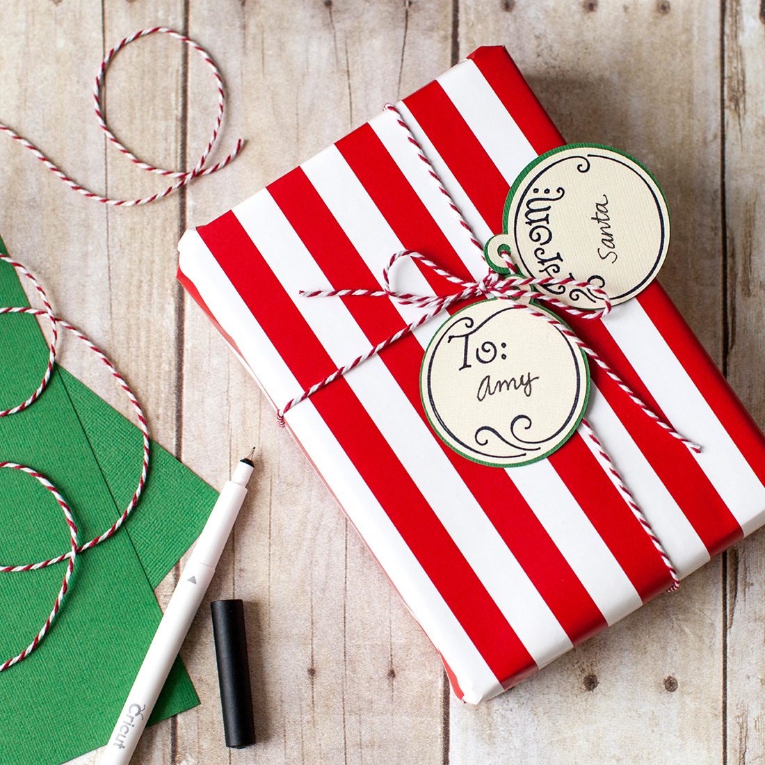 The Non-Crafty Crafter: Cricut - 12 Days of Christmas sale