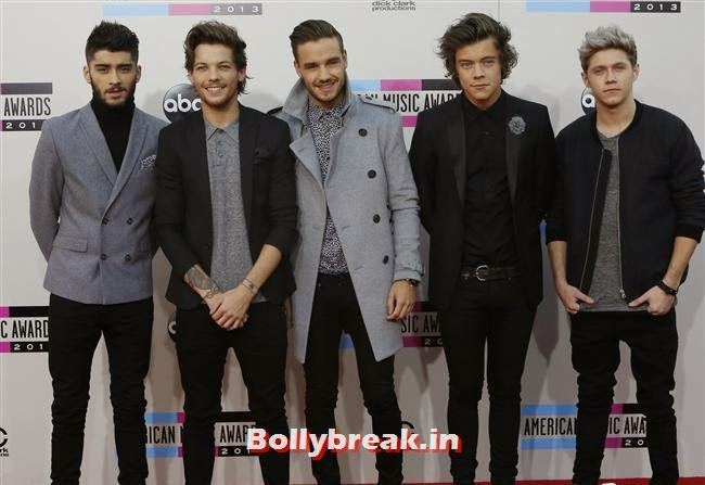 One Direction, American Music Awards 2013