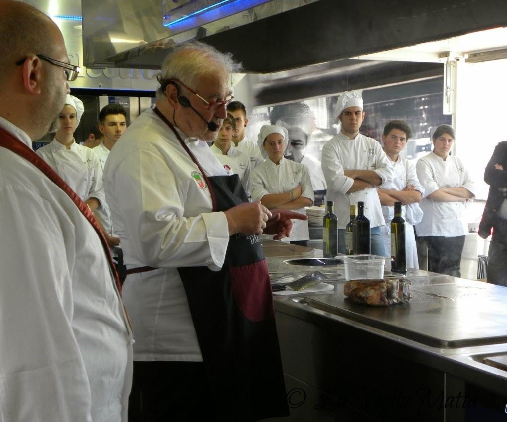 lezione di cucina per Barcolana 46