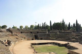 merida anfiteatro romano