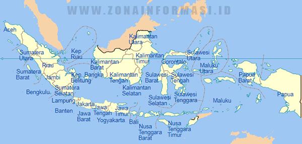 KABUPATEN/KOTA SELURUH INDONESIA